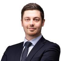 Mäklare Oscar Eriksson, Länsförsäkringar Fastighetsförmedling Lidingö