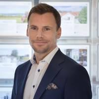 Mäklare Daniel Olofsson, Fastighetsbyrån Östersund