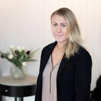 Mäklare Terese Olsson, Fastighetsbyrån Sälen