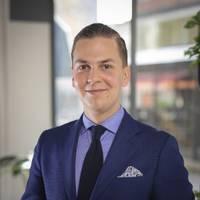 Mäklare Hannes Koro, SkandiaMäklarna Västerås