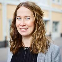Mäklare Åsa Lundgren, Fastighetsbyrån Piteå