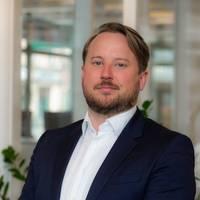 Mäklare Ville Wallmark, Fastighetsbyrån Luleå