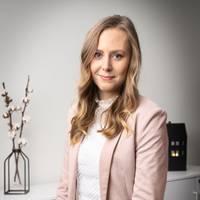 Mäklare Emelie Palmén, Fastighetsbyrån Vänersborg