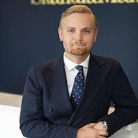 Mäklare Daniel Civill Heiskanen, SkandiaMäklarna Huddinge