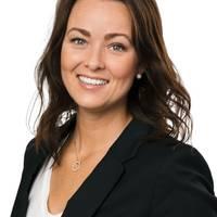 Mäklare Mia Harbrecht, Länsförsäkringar Fastighetsförmedling Vetlanda