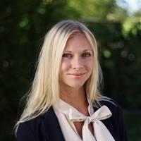 Mäklare Sofia Sundberg, Länsförsäkringar Fastighetsförmedling Knivsta