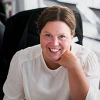 Mäklare Monica Sahlin, Fastighetsbyrån Falun