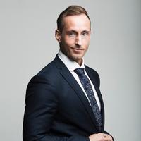 Mäklare Adam Hultqvist, Länsförsäkringar Fastighetsförmedling Nacka