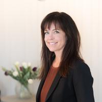 Mäklare Anna Sjögren Andersson, Fastighetsbyrån Sälen