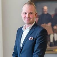 Mäklare Jimmy Örnklint, Fastighetsbyrån Leksand