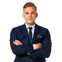 Mäklare Alexander Gustafsson, Länsförsäkringar Fastighetsförmedling Malmö