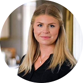 Mäklare Linnea Agorelius, Fastighetsbyrån Skövde