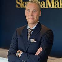 Mäklare Alexander  Helin, SkandiaMäklarna Älvsjö
