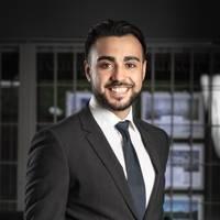Mäklare Georgio Hadad, Fastighetsbyrån Huddinge