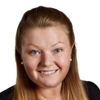 Mäklare Jeanette Nyqvist, Länsförsäkringar Fastighetsförmedling Köping