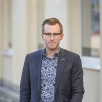 Mäklare Olle Löfberg, Fastighetsbyrån Ludvika