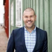 Mäklare Tobias Ankréus, Fastighetsbyrån Västervik