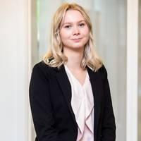 Mäklare Amanda Bergman, Fastighetsbyrån Luleå