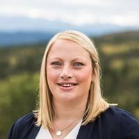 Mäklare Jessica Sjödin, Länsförsäkringar Fastighetsförmedling Åre