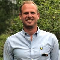 Mäklare Fredrik Sandén, Fastighetsbyrån Ronneby