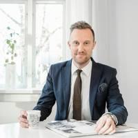 Mäklare Stellan Schewenius, Fastighetsbyrån Ängelholm