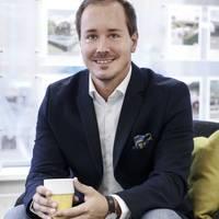 Mäklare Rasmus Wickell, Svensk Fastighetsförmedling Växjö