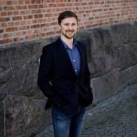 Mäklare Oscar Melin, Fastighetsbyrån Alingsås