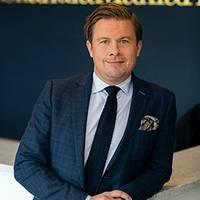 Mäklare Johan Holmgren, SkandiaMäklarna Huddinge