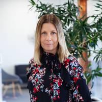 Mäklare Ingela Nordgren, Fastighetsbyrån Sala