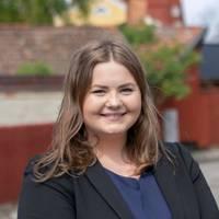Mäklare Hedvig Marmér, Länsförsäkringar Fastighetsförmedling Strängnäs - Mariefred