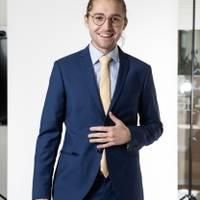 Mäklare Tobias Broqvist, Länsförsäkringar Fastighetsförmedling Malmö