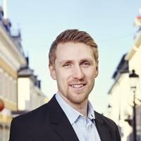 Mäklare Daniel Johansson, Fastighetsbyrån Piteå