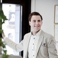 Mäklare Philip Andersson, Svensk Fastighetsförmedling Öland Färjestaden