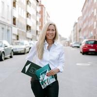 Mäklare Agneta Ringsby, Louise L Fastighetsmäklare