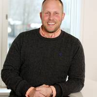 Mäklare Klas Hamrén, Fastighetsbyrån Strängnäs