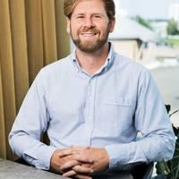 Mäklare Tobias Andersson, Fastighetsbyrån Göteborg - Väster