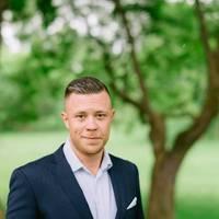 Mäklare Robin Karlsson, Fastighetsbyrån Falun
