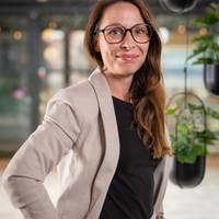 Mäklare Linda Cronros, SkandiaMäklarna Västerås