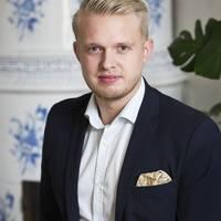 Mäklare David Töyrylä, SkandiaMäklarna Gävle