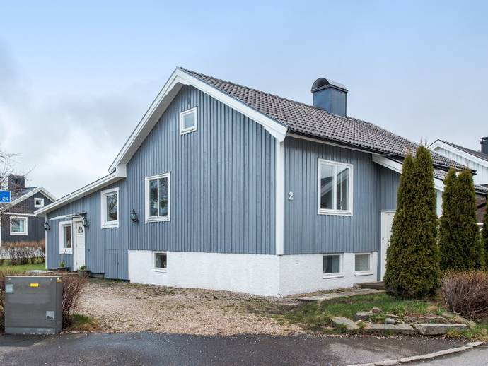 Drejaregatan 2 I Utby Goteborg Tomtratt Till Salu Hemnet