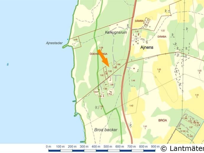 Faro Odehoburga 1017 I Faro Faro Tomt Till Salu Hemnet