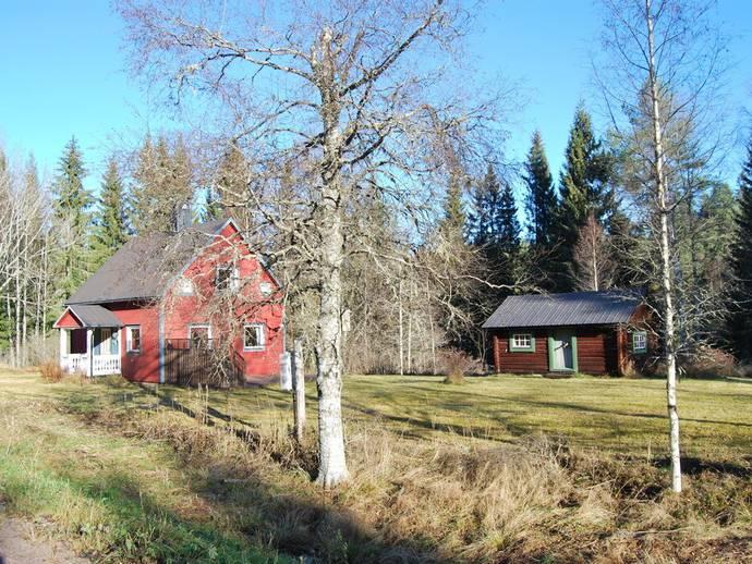 hus till salu torsby