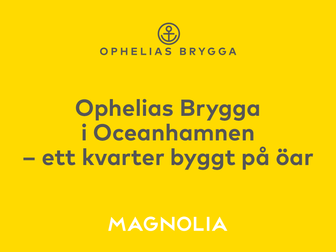 Bild på Ophelias Brygga