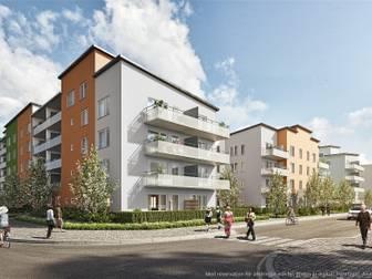 Bild på Kvarter 10, Brf Stenfalken & Brf Sparvhöken