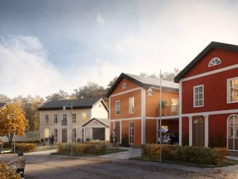 Bild på Brf Tun 9 Steninge Slottsby