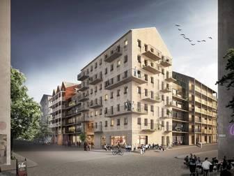 Bild på Rosendals Port - Uppsala