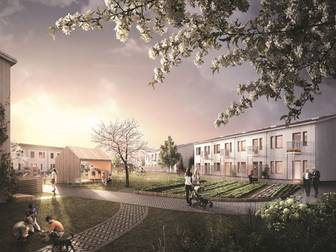 Bild på Hälltorps Gård