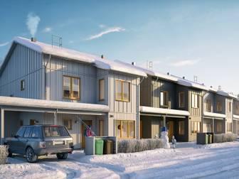 Bild på Solna trädgårdskvarter