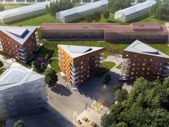 Bild på HSB brf Kungsljuset