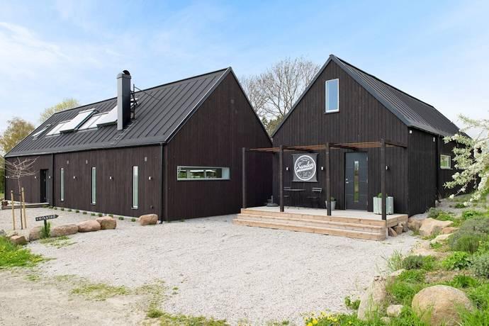 Bild: 3 rum villa på Komstads byväg 6, Simrishamns kommun Komstad